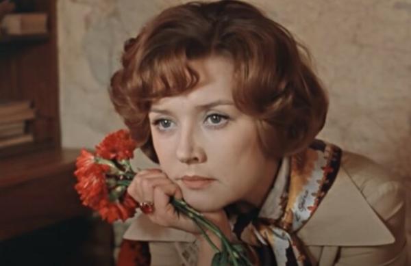 "Вера Алентова. ""Москва слезам не верит"" 1979 г."