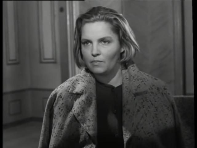 """Дзидра Ритенберга. """"Игра без правил"""" 1965 г."""