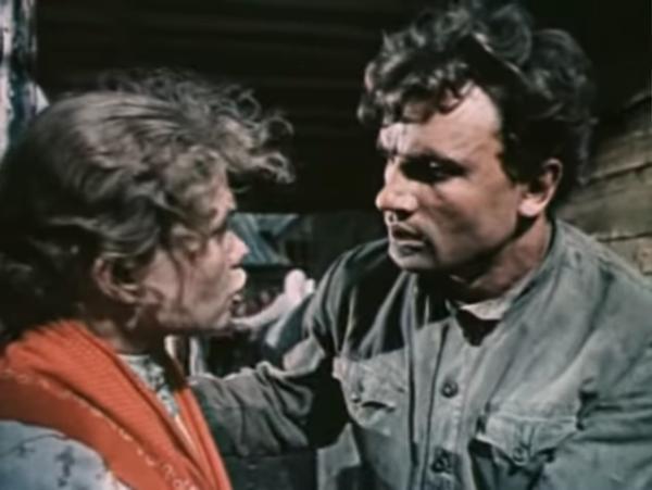 "Валентина Ананьина и Евгений Урбанский. ""Коммунист"" 1957 г."
