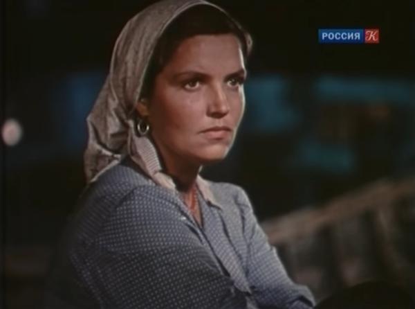 """Дзидра Ритенберга. """"Мальва"""" 1956 г."""