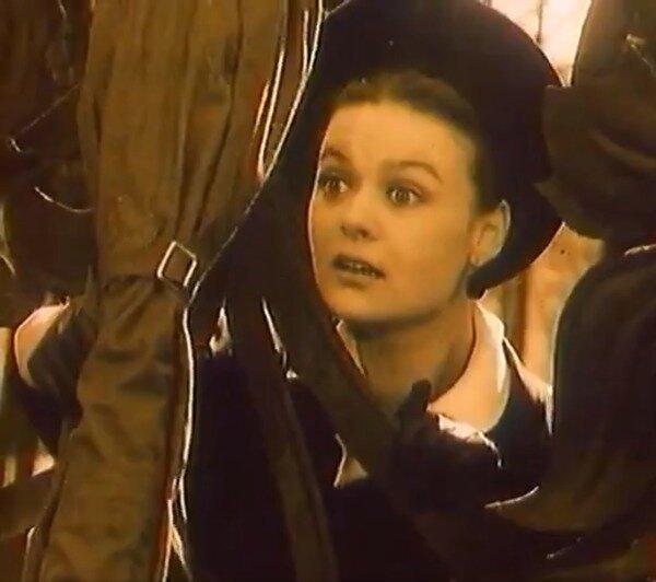 """Юлия Меньшова. """"Когда святые маршируют"""" 1990 г."""