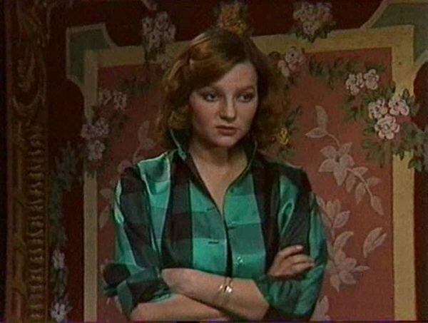"""Елена Мольченко. """"Мегрэ у министра"""". 1987 г."""