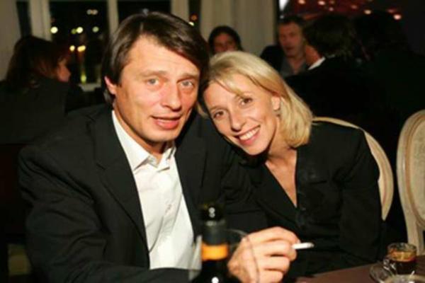 Анатолий Лобоцкий и Юлия Рутберг