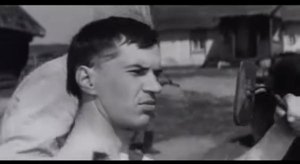 "Георгий Бурков. ""Зося"". 1966 г."