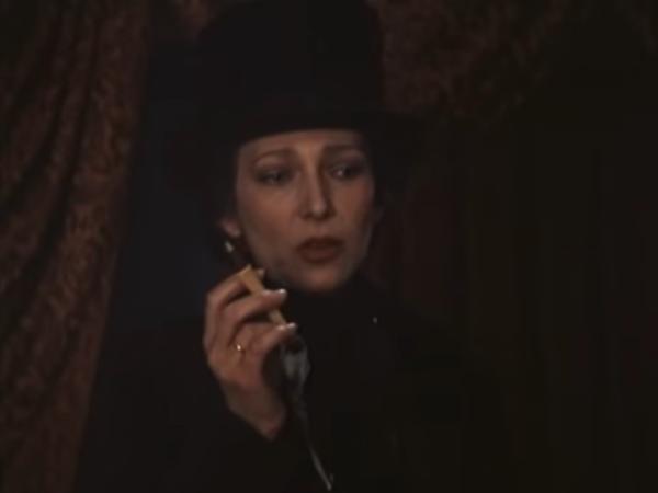 """Елена Майорова. """"На ножах"""" 1998 г."""