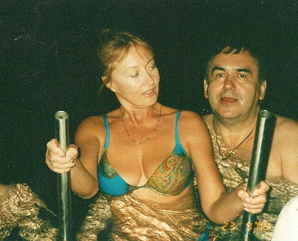 Лариса Удовиченко и Станислав Садальский