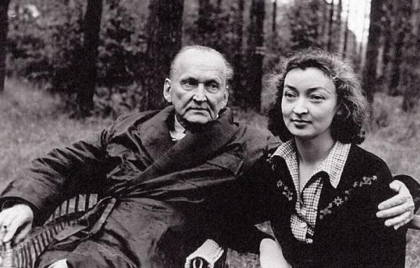 Александр и Анастасия Вертинские