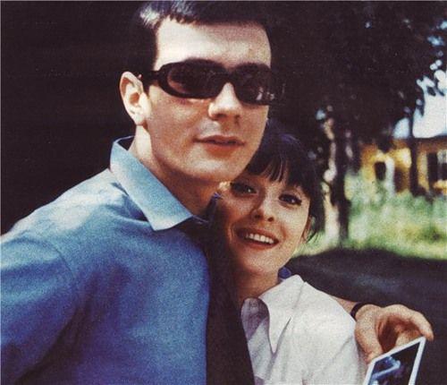 Никита Михалков и Анастасия Вертинская
