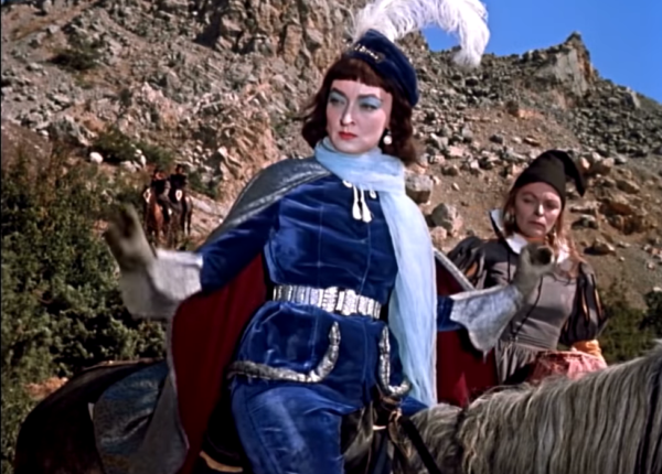 """Лидия Вертинская. """"Королевство кривых зеркал"""" 1963 г."""