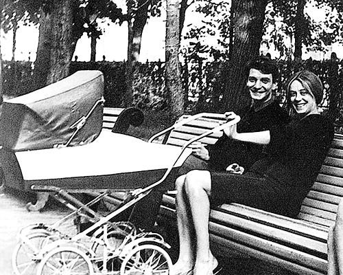 Савва Хашимов и Маргарита Терехова