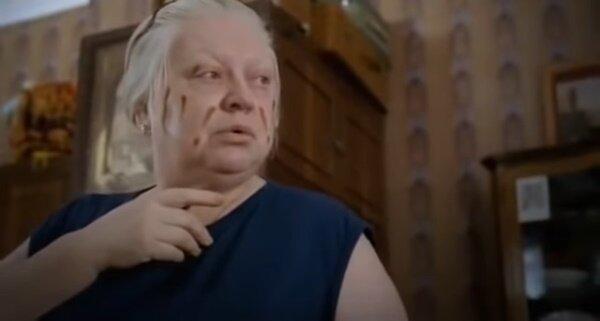 """Светлана Крючкова. """"Похороните меня за плинтусом"""" 2009 г."""