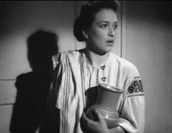 """Клара Лучко. """"Молодая гвардия"""" 1948 г."""
