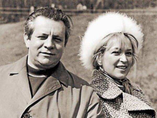 Дмитрий Мамлеев и Клара Лучко
