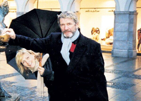 Александр и Лариса в Мюнхене