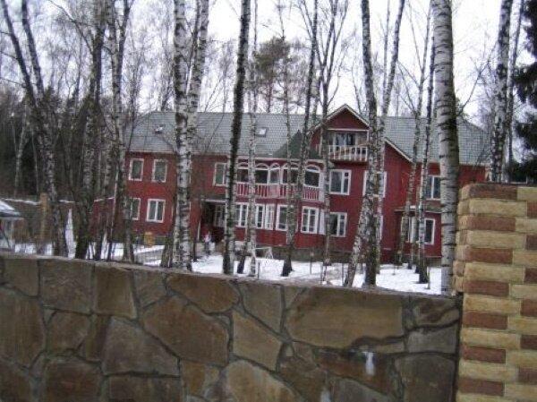 Дом Александра Абдулова во Внуково