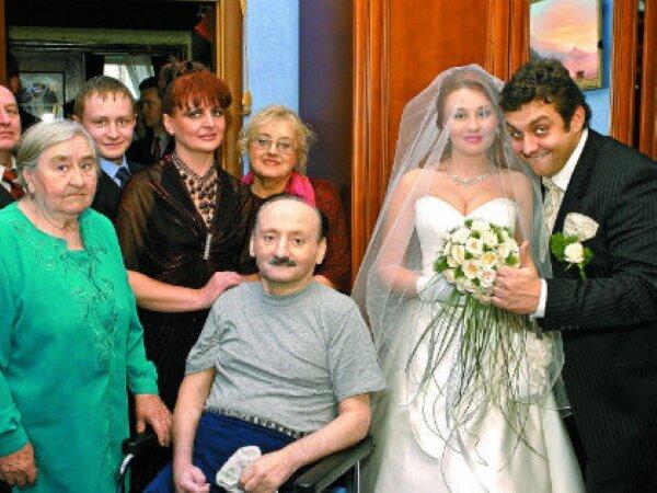 Семен Фарада. Свадьба сына. Фото sobesednik.ru