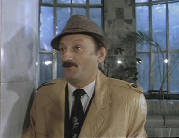 """Семен Фарала. """"Чародеи"""" 1982 г."""