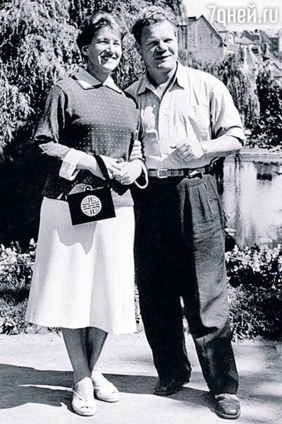 Елена и Михаил Пуговкины