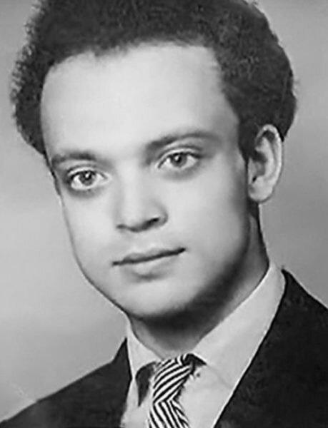 Владислав Дворжецкий в молодости