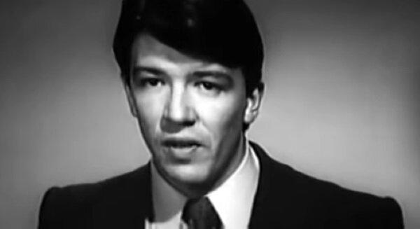 """Владимир Новиков. """"Всего одна ночь"""" 1976 г."""
