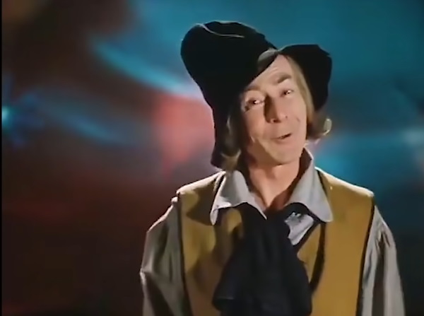 """Николай Гринько. """"Приключения Буратино"""" 1975 г."""