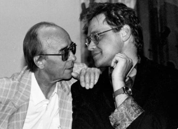 Олег и Юрий Борисовы